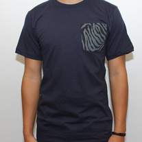 Zebra Dark T-Shirt