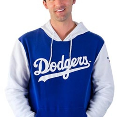 Dodgers sga adult hooded sweater