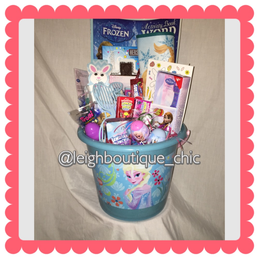 Frozen kids girls easter baskets easter 2016 filled easter frozen kids girls easter baskets easter 2016 filled easter baskets kids gift baskets negle Gallery