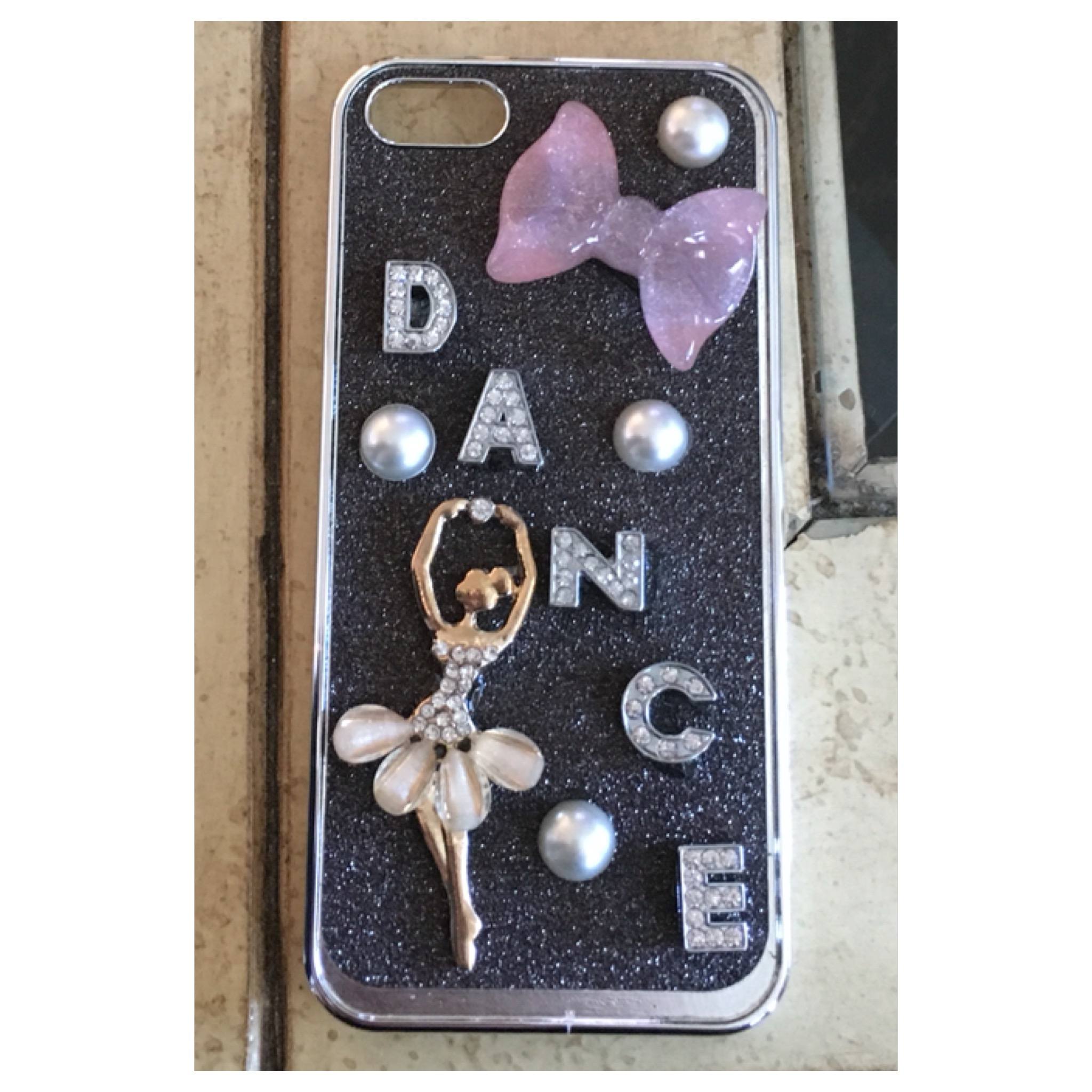 D-A-N-C-E Custom Case (Limited Quantities Left) · Princess ...