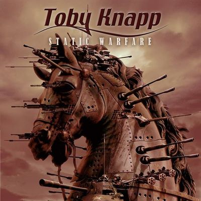 Toby knapp-static warfare cd