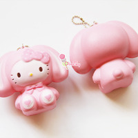 Squishy Bunny Instagram : Jumbo Hello Kitty in a Bunny Costume Squishy ? Uber Tiny ? Online Store Powered by Storenvy