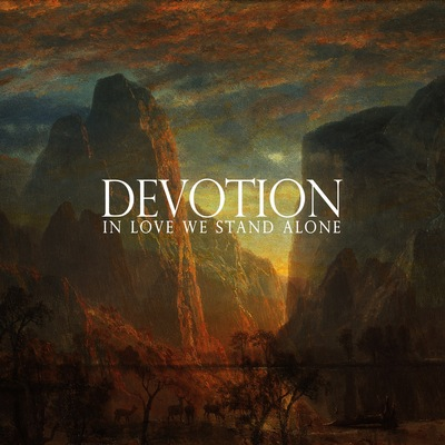 Myst011 | devotion | in love we stand alone | cd