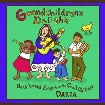 Grandchildren's Delight - CD