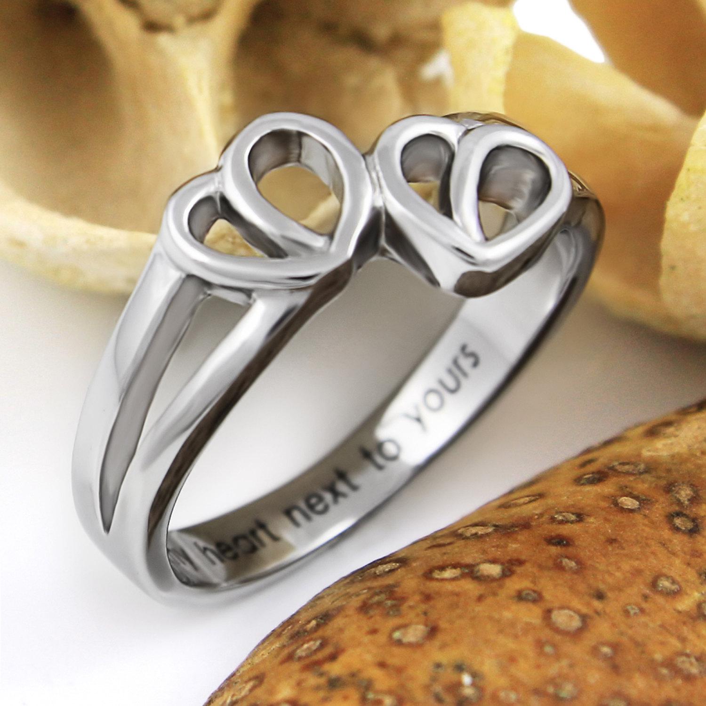 tzaro jewelry promise ring hearts my next