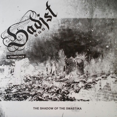 Sadist - the shadow of the swastika 7""