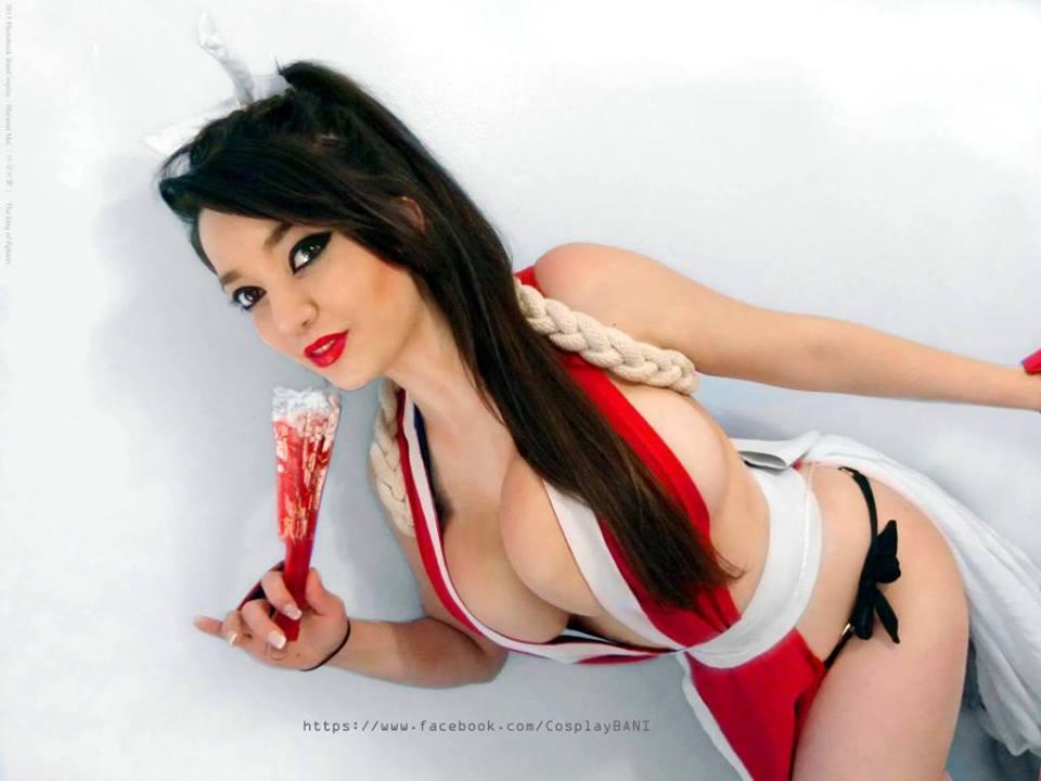 HOT!!!!!!!!!!!!!!!!!!!! sexy mai shiranui hentai tits fuck