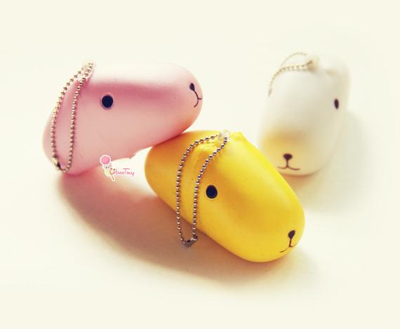 Kapibara-san squishy Charm ? Uber Tiny ? Online Store Powered by Storenvy