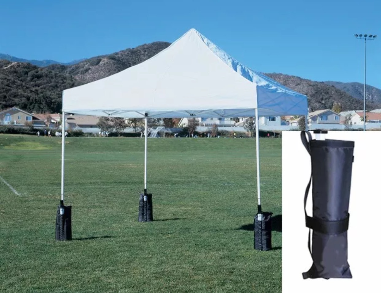 ... Eurmax EZ Pop Up Tent Weight Bags 4pc-Pack - Thumbnail 2 & Eurmax EZ Pop Up Tent Weight Bags 4pc-Pack · Todayu0027s Tec · Online ...