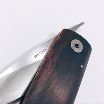 Ab2 pocket knife (ironwood 2)