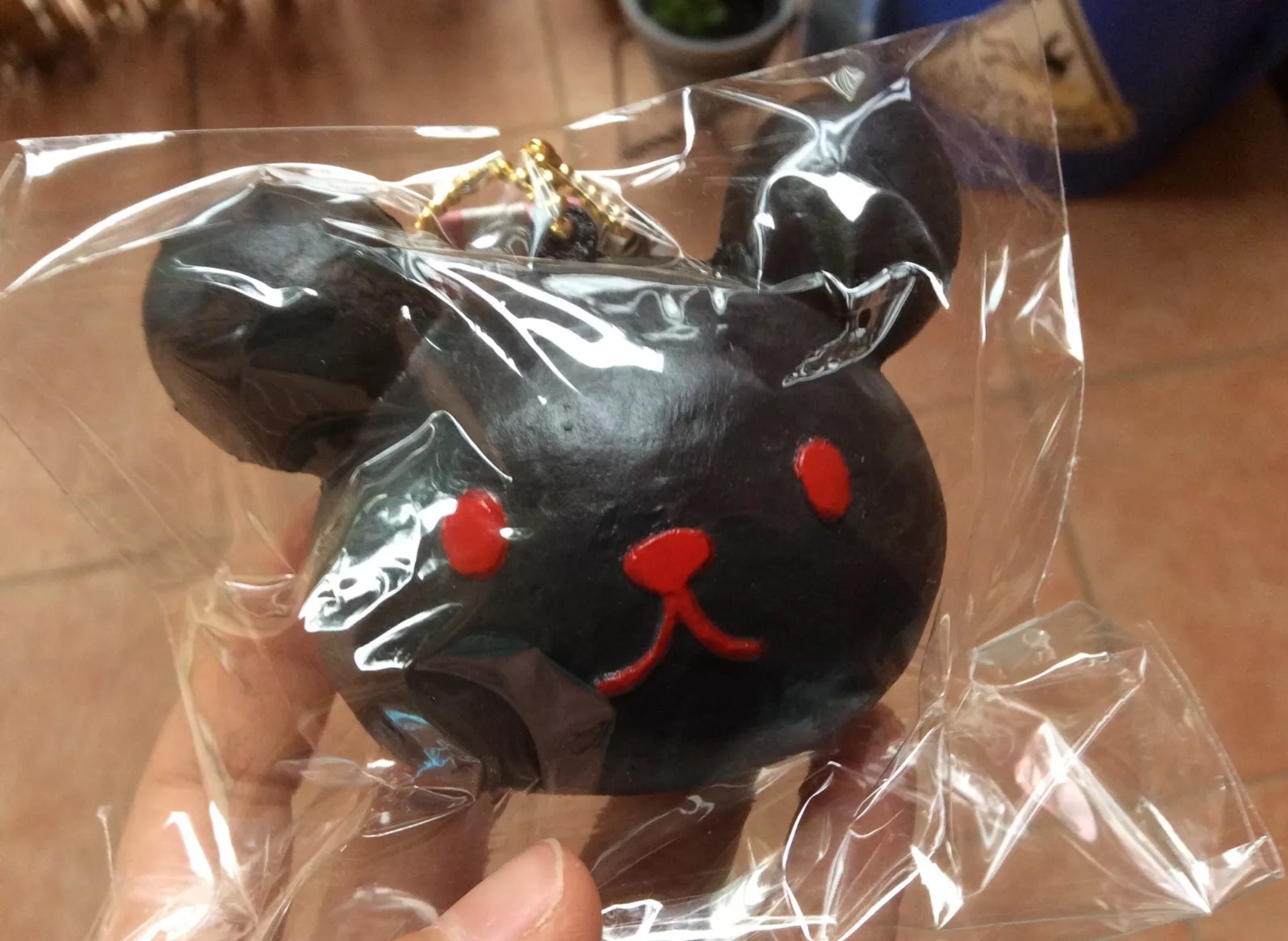 Squishy Head Bun : bear school chackie head bun squishy ? Aces Boutique ? Online Store Powered by Storenvy