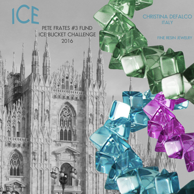 Christina defalco ice necklace to benefit pete frates #3 fund