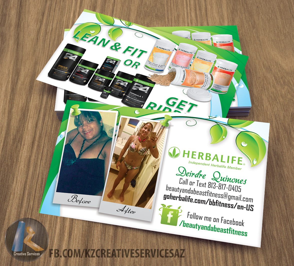 Herbalife business cards selol ink herbalife business cards reheart Images