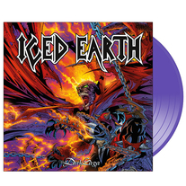 Iced Earth - The Dark Saga (lilac vinyl)