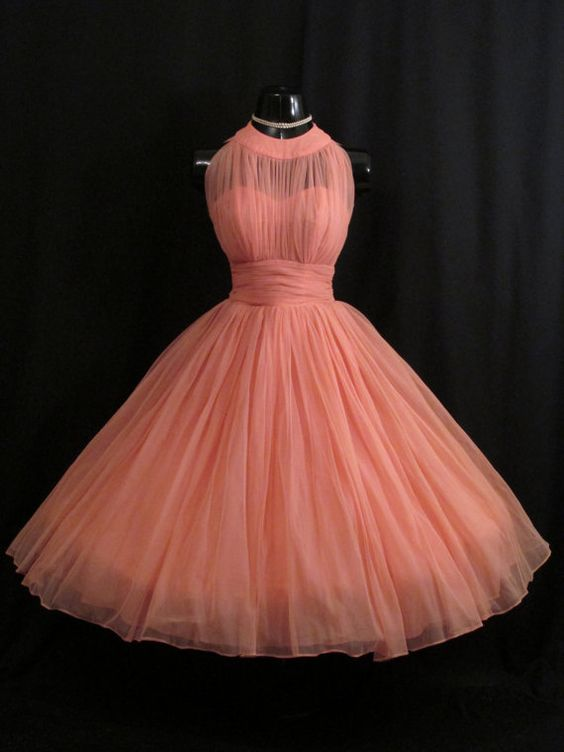 A Line Vintage Short Formal Prom Dressparty Dress 2016homecoming Dress On Salefs158 From Romanticdress