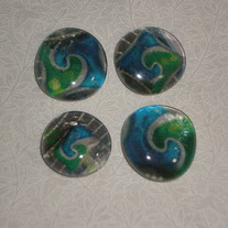 Magnet Set - Cascade Blue