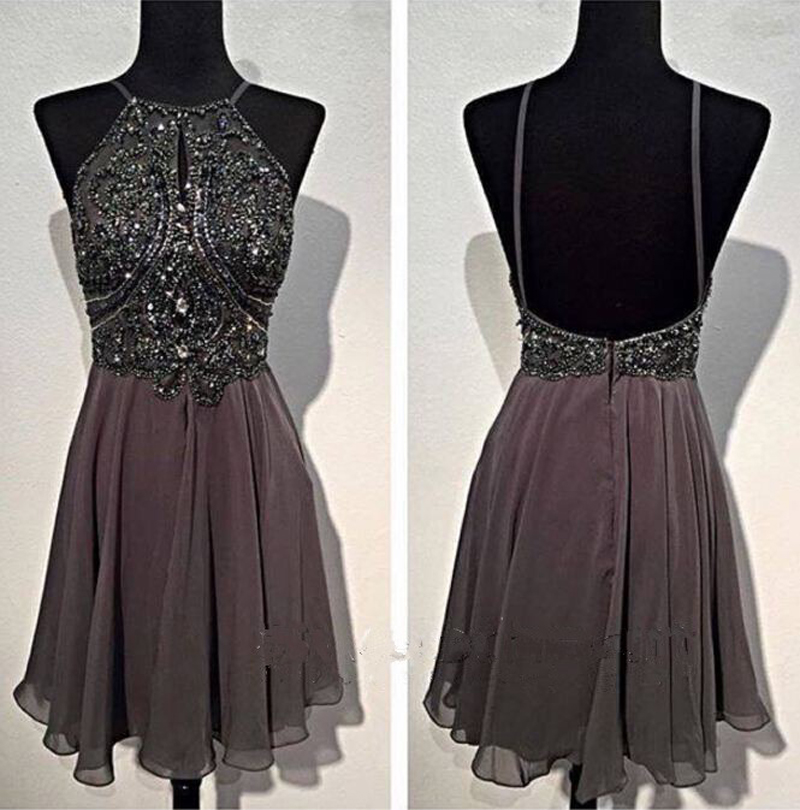 Homecoming Dress Short Prom Dresses Evening Gown pst0827 ...