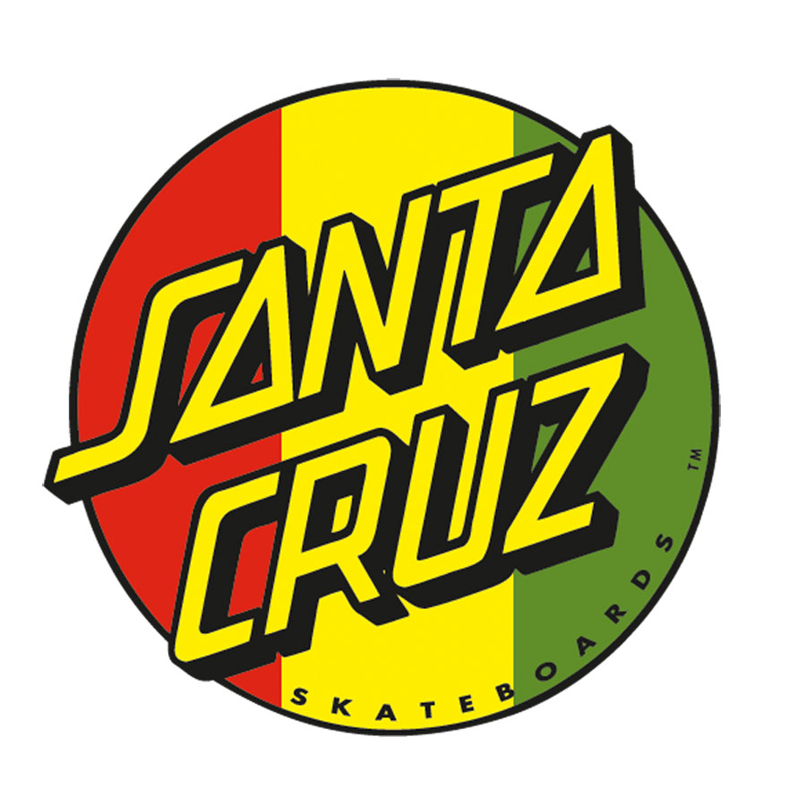 Santa Cruz Skateboard Collection Santa Cruz Skateboards Rasta