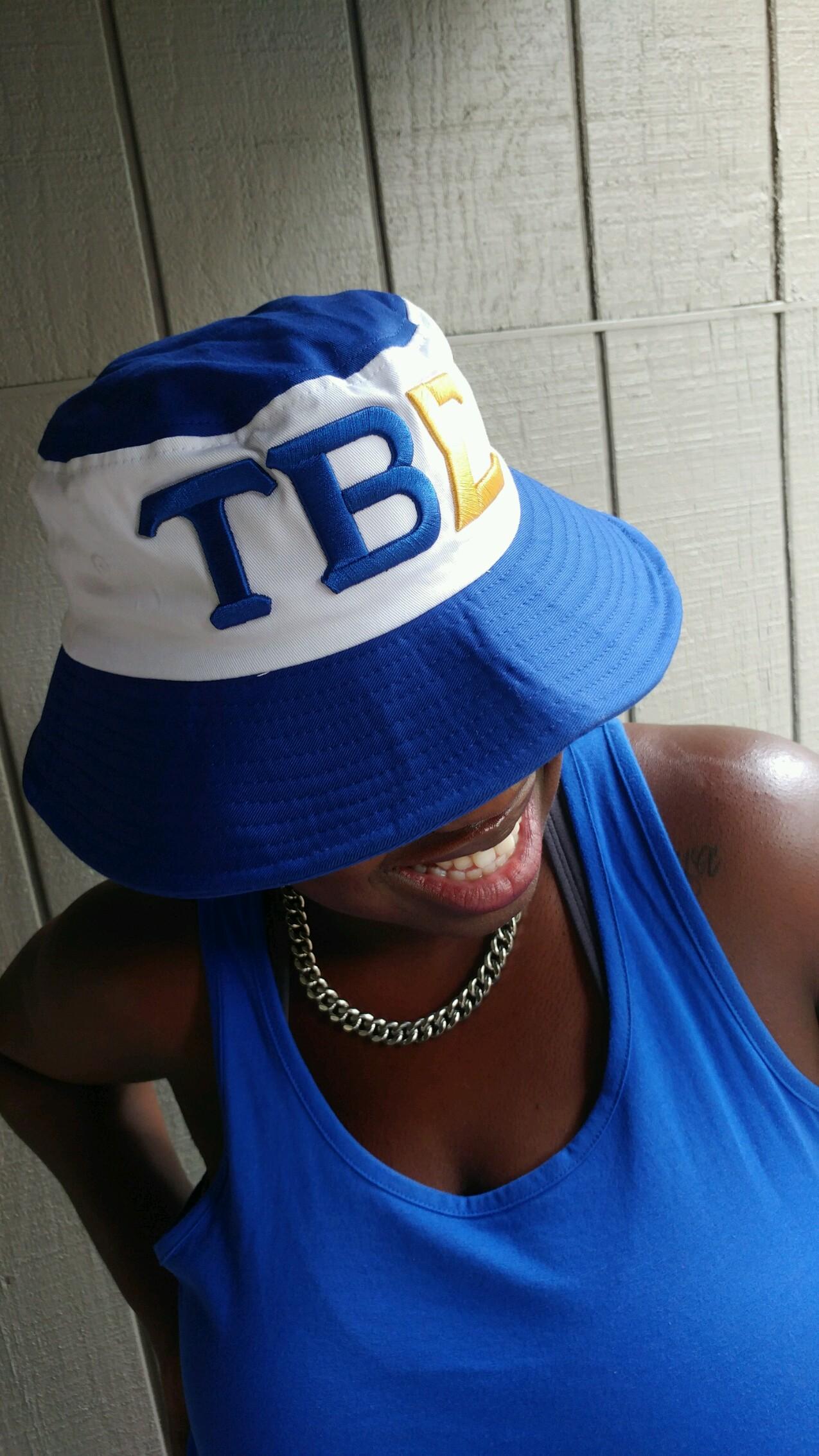 94f3bbe463a3e Tau Beta Sigma Bucket Hat · THE UNIVERSITY CLOSET