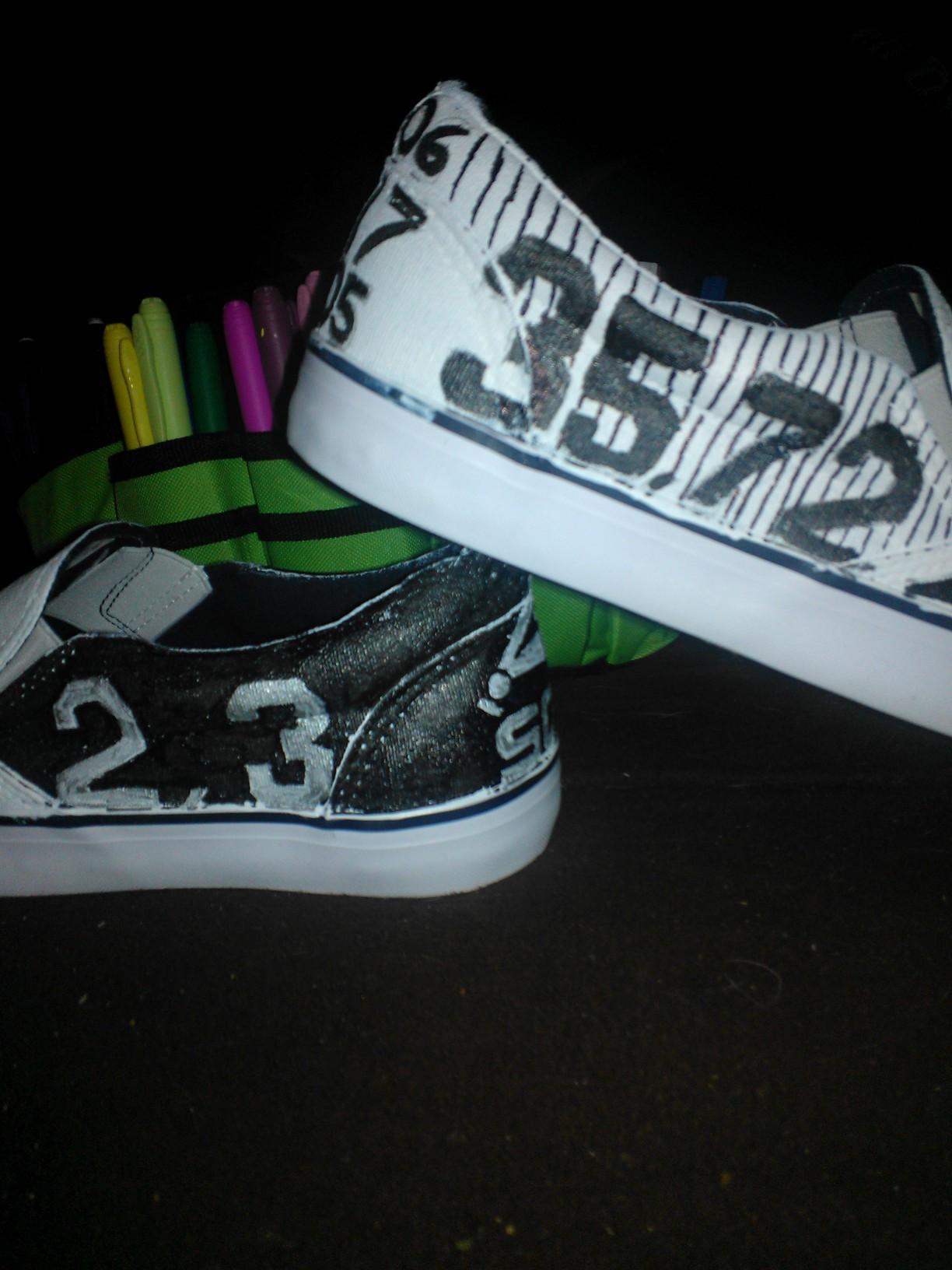 chicago white sox painted shoes 183 amandpmgoods