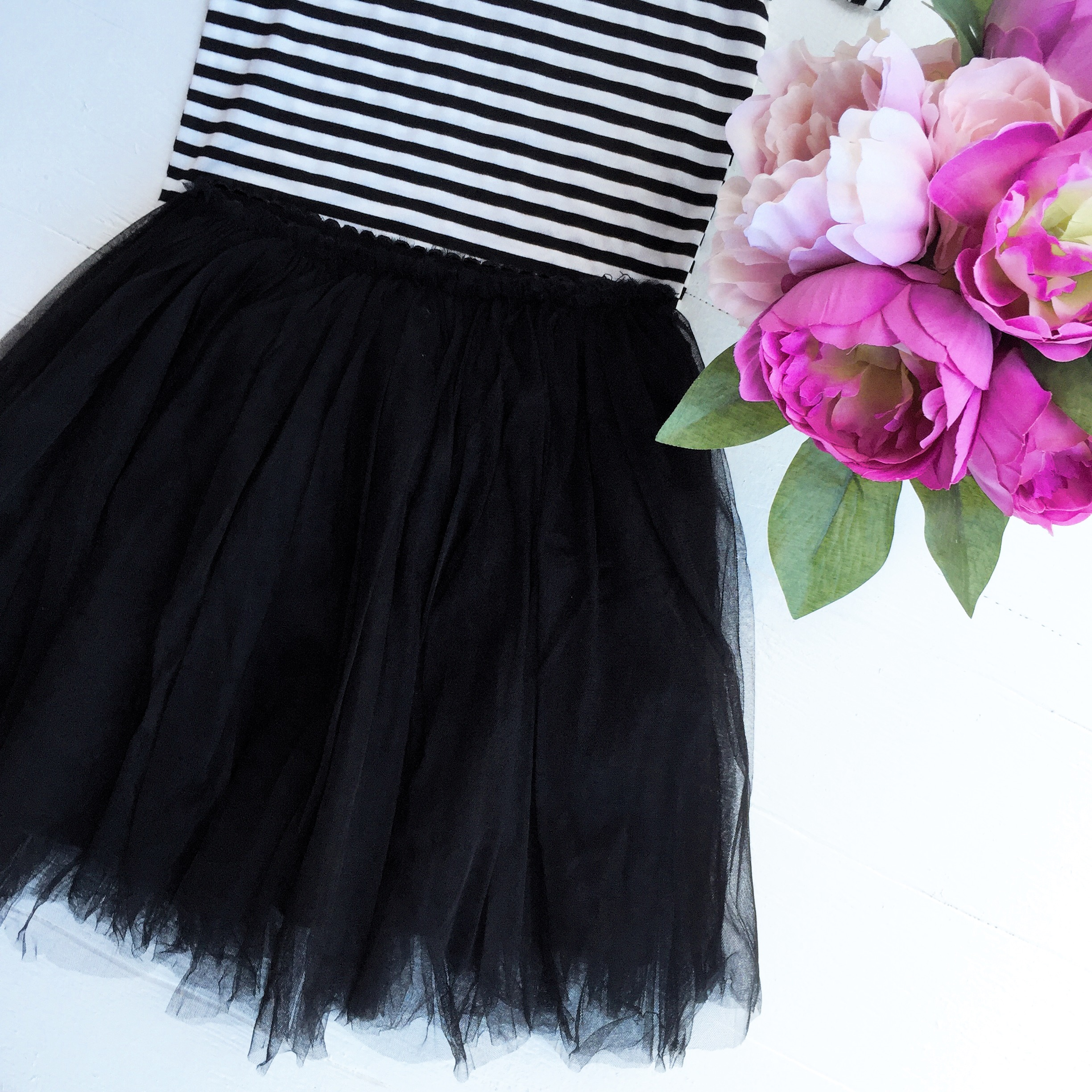 Black Tulle Skirt Topknots And Twirls Online Store Powered By Petal