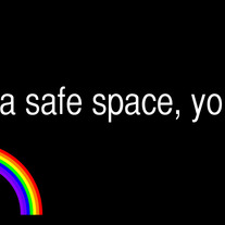 Safe Space Sticker