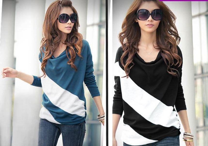 Cute Loose Tees Long Sleeve Top Women Shirt Blouse · Daisy Dress ...