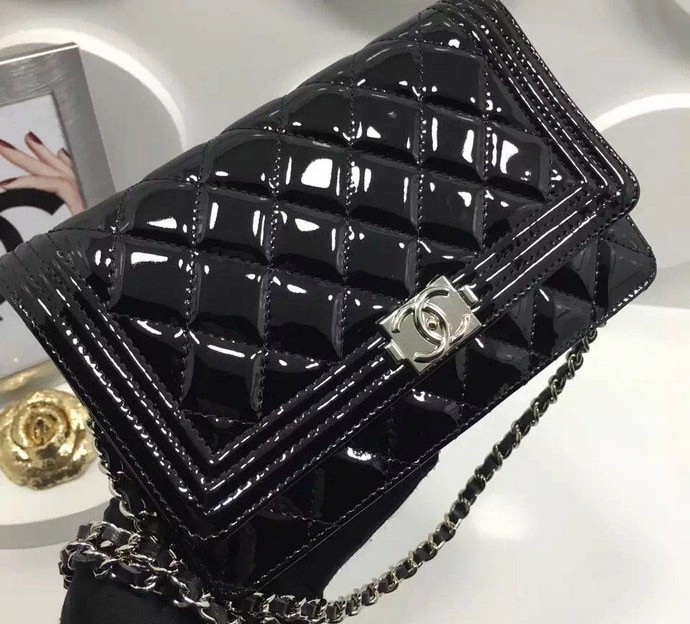 fbe132094219 CHANEL black Crossbody bag · Lux Shoe Addict · Online Store Powered ...