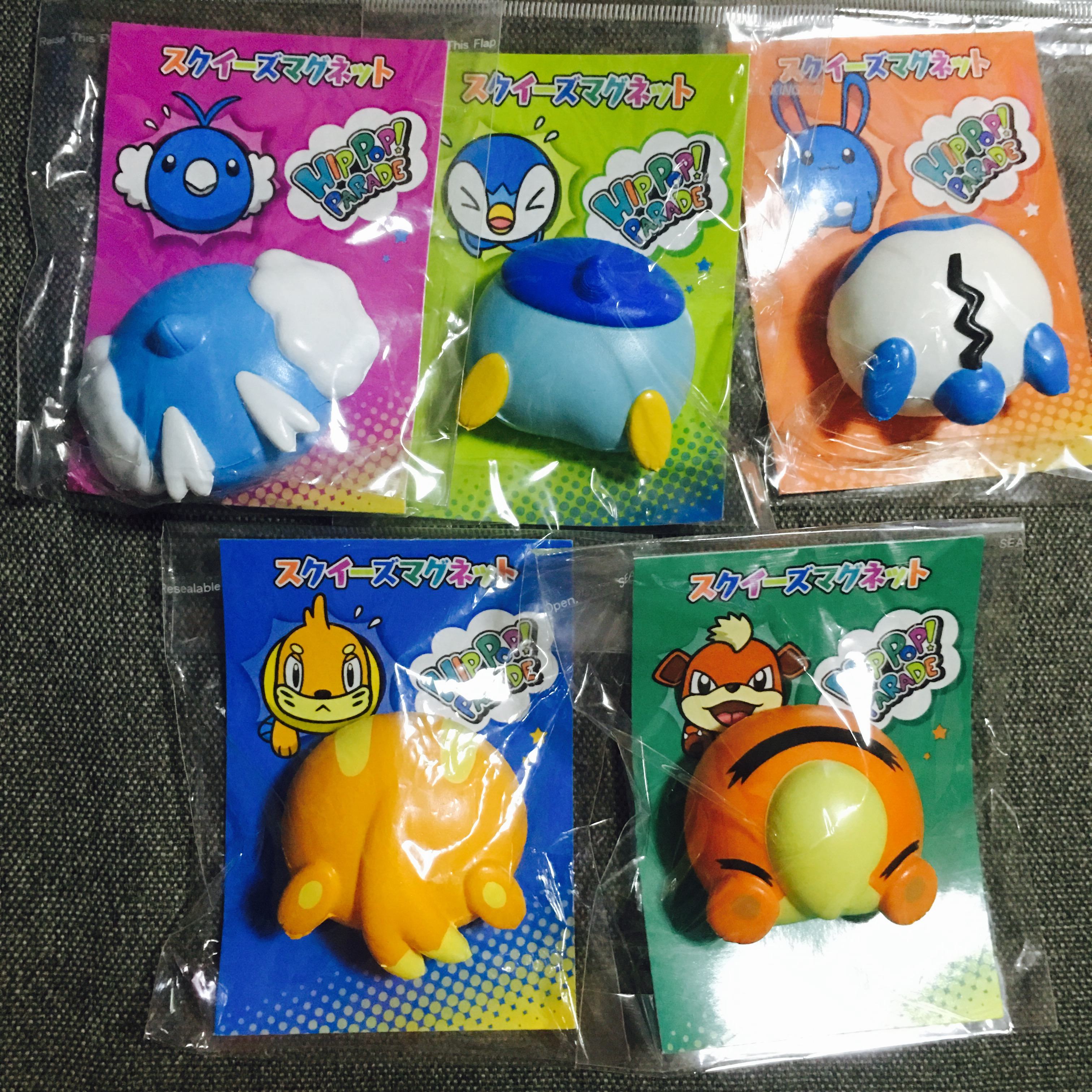 From Okinawa Rare Licensed Pokemon Character Squishy