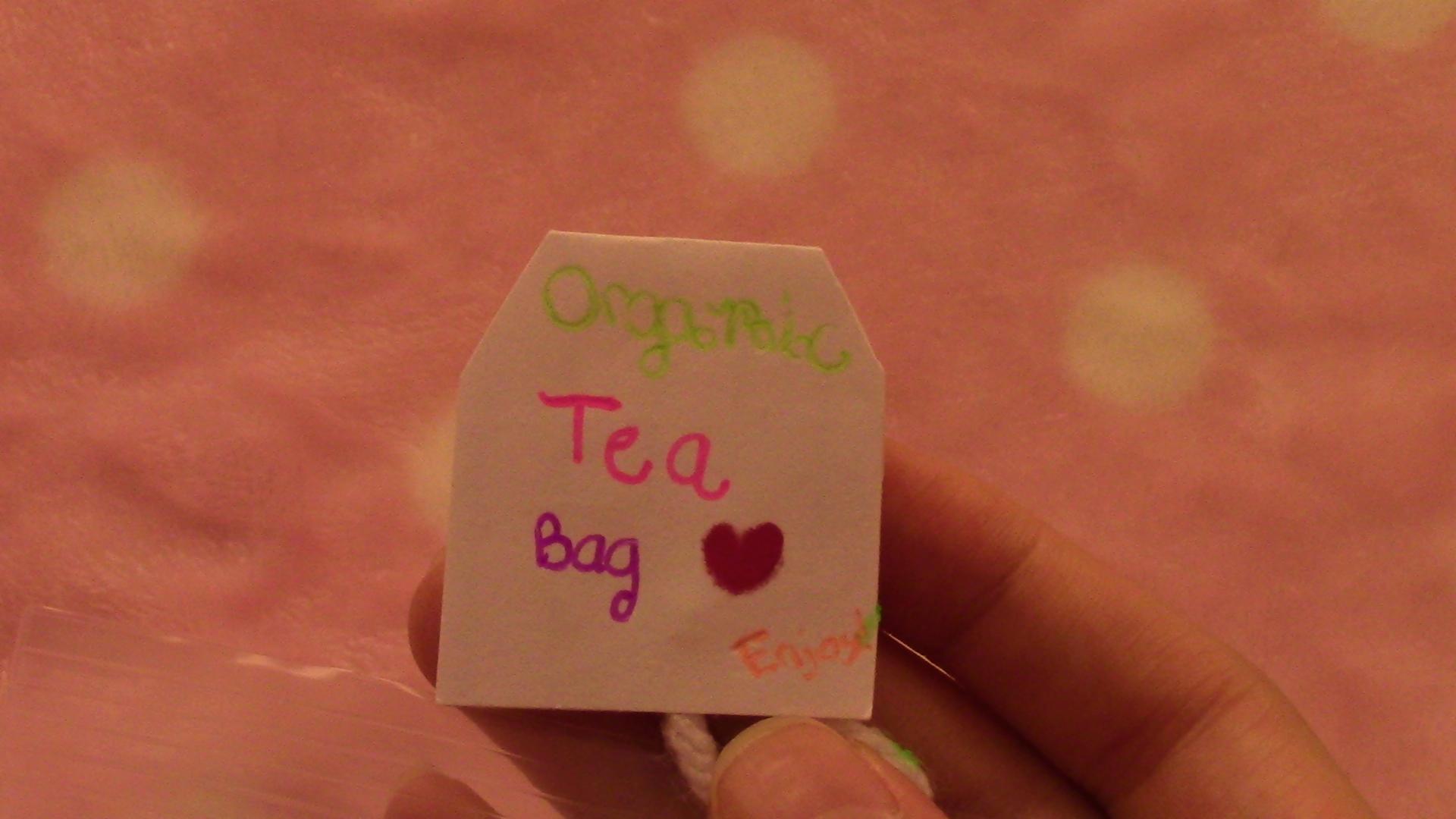 Homemade Squishy Tags : Homemade Mini Green Tea Bag Squishy ? Kawaii Meg ? Online Store Powered by Storenvy