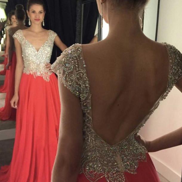 Sparkly Prom Dresses