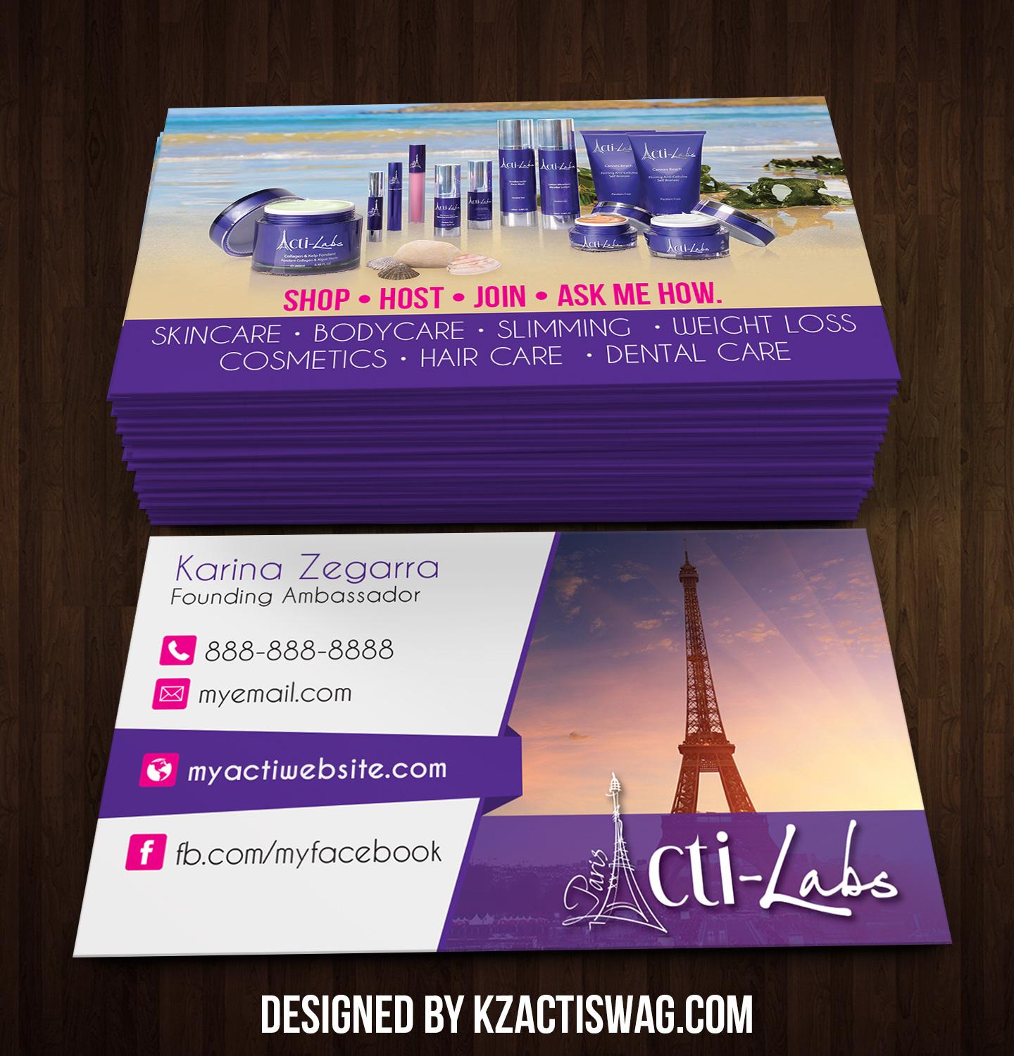 New pics of premier designs business cards business cards and acti labs business cards 7 kz creative services online store magicingreecefo Images