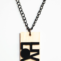 LIVE LOVE (V2) NECKLACE