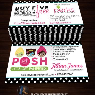 Perfectly posh business cards 5 kz creative services online perfectly posh business cards 5 kz creative services online store powered by storenvy colourmoves