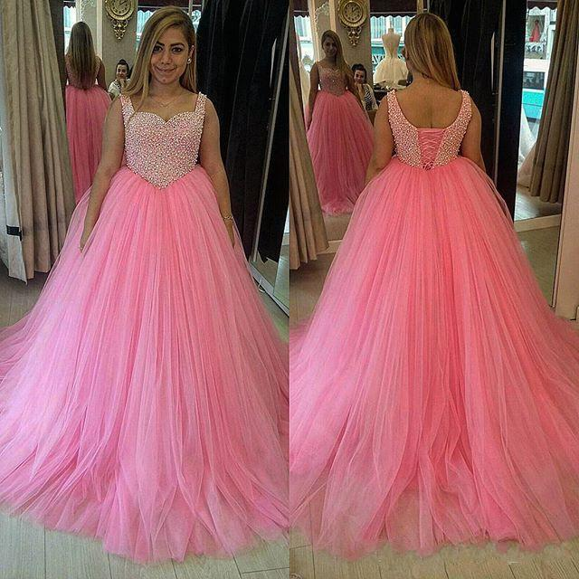 Amazing Prom Dress Ball Gown Evening Party Gown Formal Wear ...