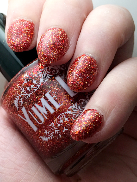 Ember - Fire Type Pokemon Inspired Indie Nail Polish · Yume Lacquer ...