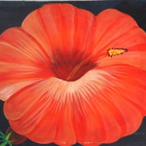 Flower Painting by Mario