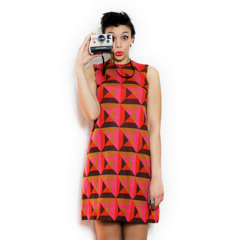 Girls Aline Sheath Dress Tutorial and PDF Pattern in