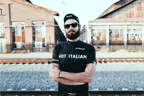 Capo custom jersey for hot italian hot italian online for Anthonys italian cuisine sacramento