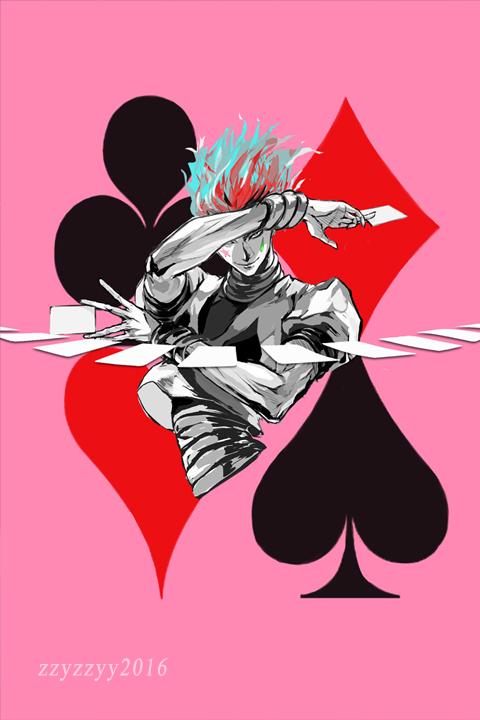 HD wallpaper: Anime, Hunter x Hunter, Hisoka (Hunter ×