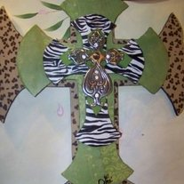 Large Custom Crosses