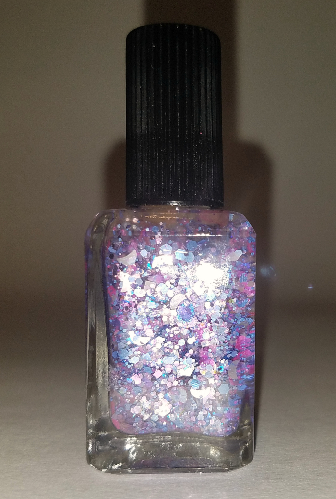 Lynnderella - Nail Polish in Crocus Pocus (Complex Purple-Blue ...