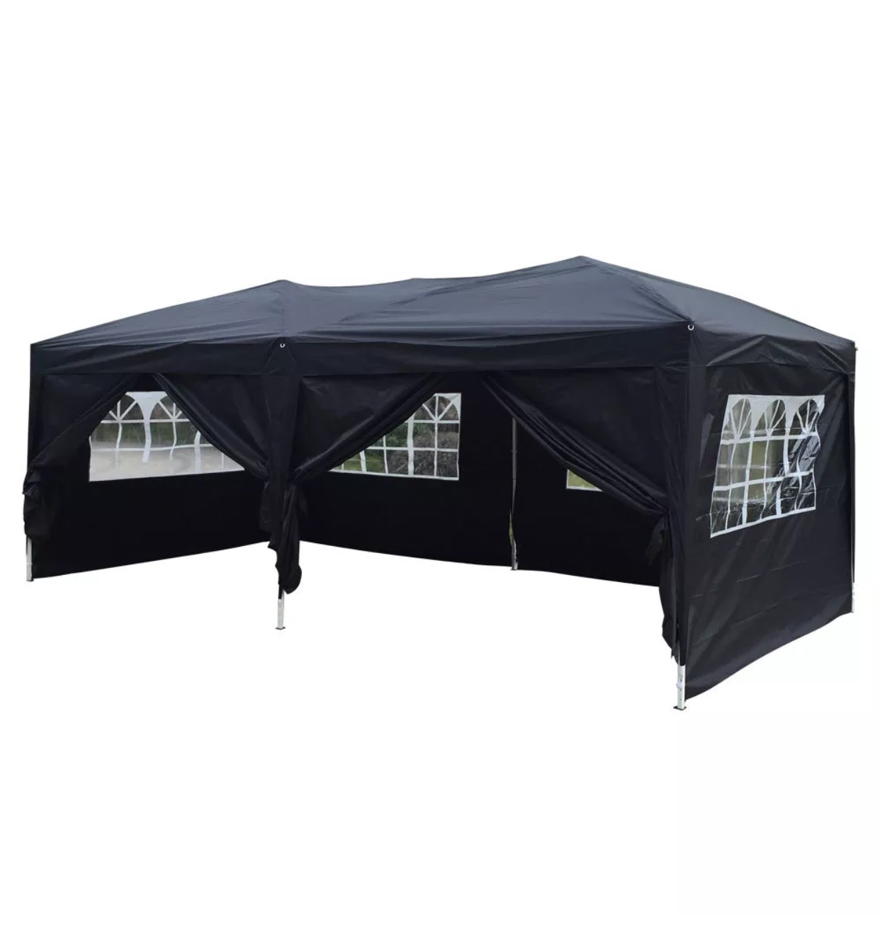 Black 10x20 pop-up party tent (6 walls)  sc 1 st  Todayu0027s Tec - Storenvy : 10x20 pop up tent - memphite.com