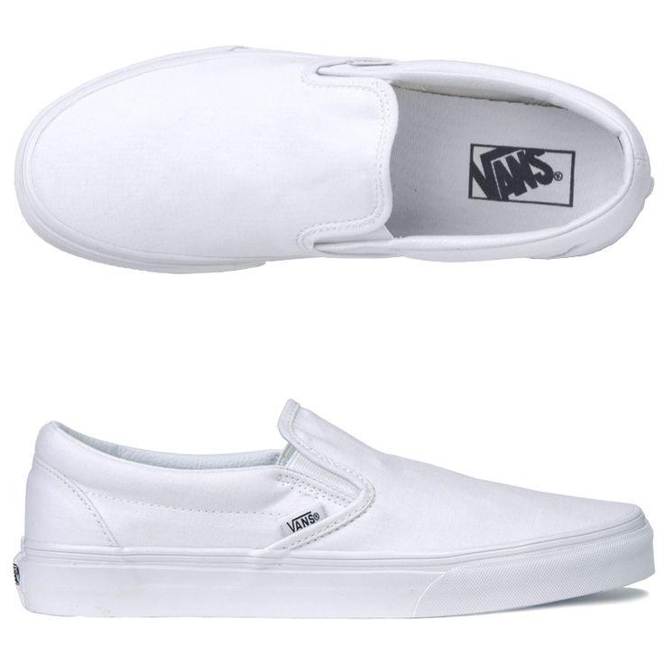 Buy all white vans bdb1a75f2