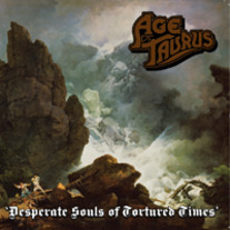 Age of Taurus - Desperate Souls of Tortured Times (blue vinyl)