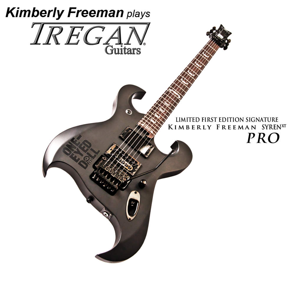 The Kimberly Freeman Syren XT PRO by Tregan