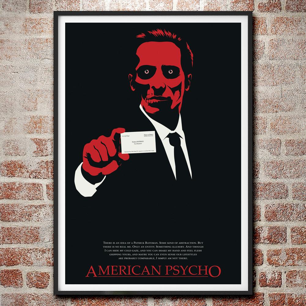 American Psycho 2 Poster