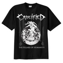 Crucified HATEWORLD T-Shirt!