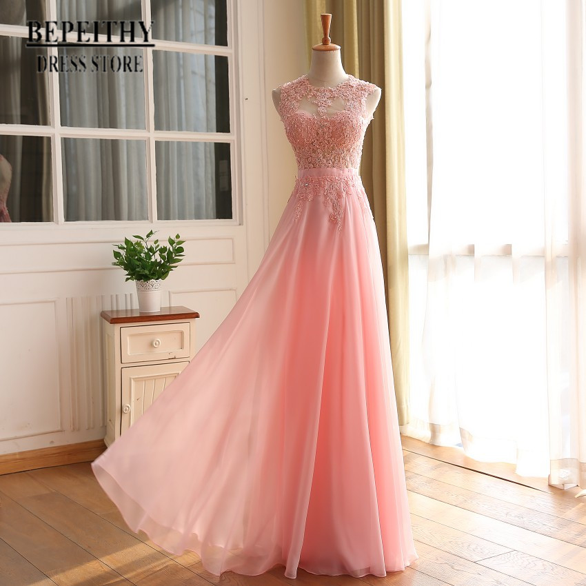 XP63 Pink Lace Prom Dress,Fast Shipping Elegant Woman Lace Top Long ...