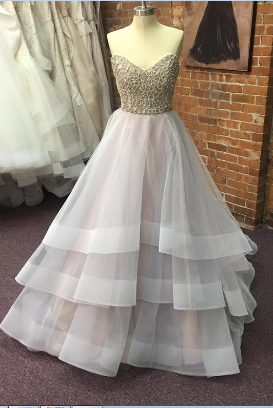 Affordable Princess Style Prom Dress, Graduation Party Dresses, Prom ...